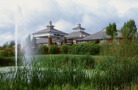 Golf Break Hotels In Midlands