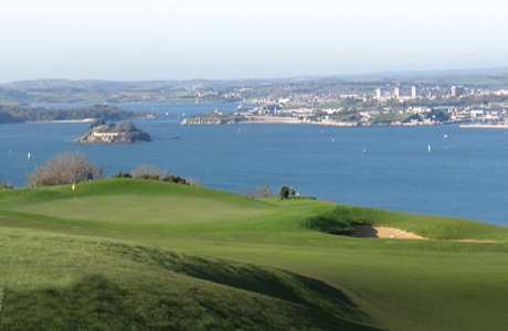 Golf Courses In South West England